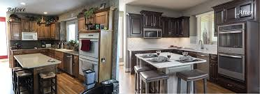 Before And Afters Clients Paint by Main Level Transformation A Design Connection Inc Featured Project