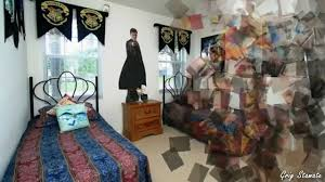 theme room ideas harry potter theme room design ideas youtube