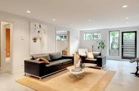 Large Decorative Floor Vases Decorations Basement Decor Features Large Horse Painting Also