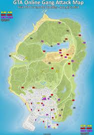 Agartha Map Gta Online Gang Attack Map Playstation Universe