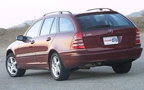 mercedes c320 wagon 2002 used 2002 mercedes c class wagon pricing for sale edmunds