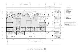Floor Plan Of Bank by Lapinco Building Laguna Beach Ca Robert Mcgraw Architect
