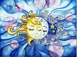 sun and moon by starwoodarts on deviantart