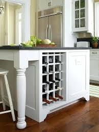 kitchen island storage ideas and tips wine rack wine rack storage