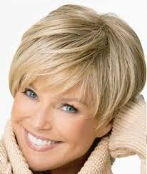 flattering hairstyles for mature women withnnice hair best 25 hairstyles for older women ideas on pinterest older