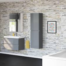 storage cabinets ideas bathroom wall cabinet grey getting