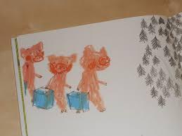 les contes du mercredi les trois petits cochons a l u0027ombre du saule