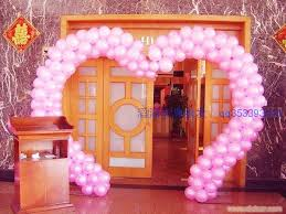 wedding arch balloons balloon decorations for weddings prices it s my party wedding