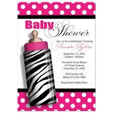 zebra baby shower invitation for baby shower mesmerizing zebra baby shower