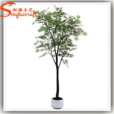 guangzhou cheap artificial banyan tree bonsai topiary small mini