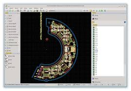 layouteditor a versatile editor for gds dxf and more file formats