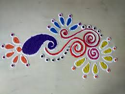 Traditional Design by Best Rangoli Designs Youtube