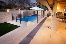 decor u0026 tips awesome swimming pool design with travertine pavers