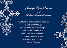 royal blue wedding invitations mordern blue wedding invitation iwi082 wedding invitations