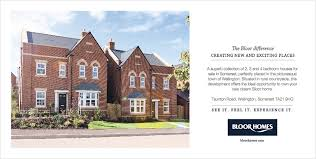 4 bedroom homes longforth farm homes development by bloor homes