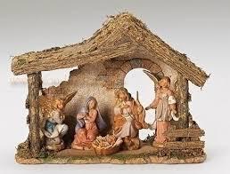 nativity nativity sets manger display yonderstar