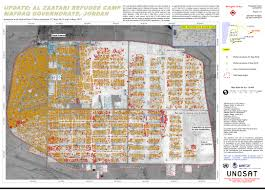 Satellite Maps 2015 Syria U0027s Refugees U2013 Satellite Mapping The Scale Of The Crisis