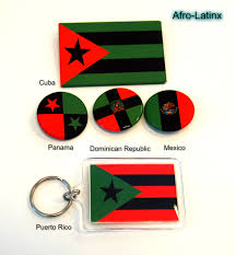 Cuba And Puerto Rico Flag Yo Soy Afro Latinx U2014 Represent Your Afro Latin Roots With Pride