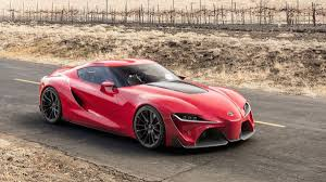 toyotas new car new toyota supra revival spotted in the wild maxim