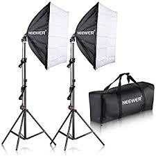 Photography Lighting Kit Neewer 700w Professional Photography 24