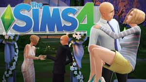 Wedding Cake In The Sims 4 A Grand Wedding Day The Sims 4 Gameplay 5 Youtube