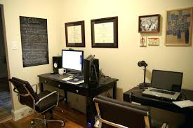 Home Office Furniture For Two Home Office Desks For Two Amazing Desk Ideas Cool