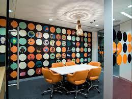 interior wonderful office interior design ideas with oval shape