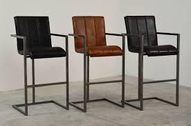 Lederstuhl Esszimmer Design Tischfabrik24 Lederstuhl