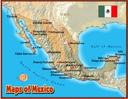 me a map of mexico acapulco mexico on map tennis planet me