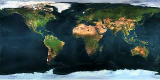 Sattelite World Map by Large World View Large Image View From Above Pinterest