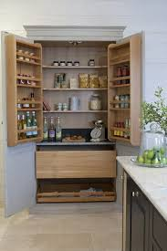 kitchen cupboard interior storage the of larder cupboards kitchen inspiration larder