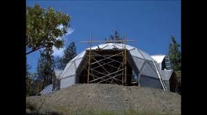 Dome Home by Oregon Dome Home Construction Youtube