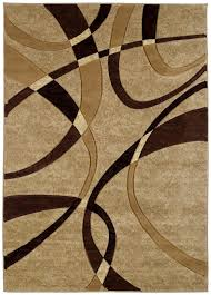 Rug Brown Decor Adds Texture To Floor With Contemporary Area Rugs