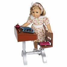The Desk Set Play The Queen U0027s Treasures 18 Inch Doll Furniture 1930 U0027s Wooden Desk