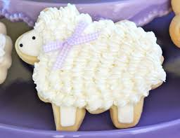 Easter Lamb Decorations by Sweet Little Lamb Cookies By Sweetopia Guest Post U2013 The Sweet