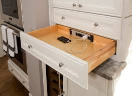 build a charging station device charging station kitchen traditional with alexandria design