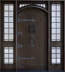modern exterior metal doors glass and steel front door design