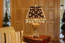 custom made custom made black and gold french lamp shade lamps