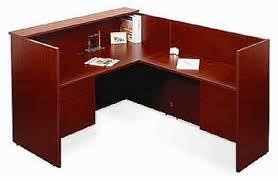 Inexpensive Reception Desk Reception Desk Bina Office Furniture New York Ny