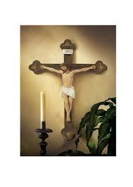 wall crucifixes 20 budded wall crucifix devotional items