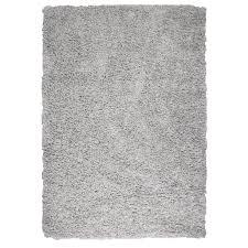Shaggy Grey Rug Silver Grey Thick Shaggy Rugs Ontario Kukoon
