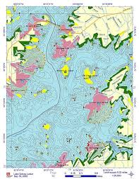 lake lanier map lake lanier contour maps windsurfatlanta org wiki