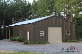 Metal Siding For Pole Barns Reed U0027s Metal U0027s Inc Visualizer Metal Building The Color Our