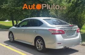nissan sentra 2017 silver nissan sentra 2013 sr premium package autopluto ca