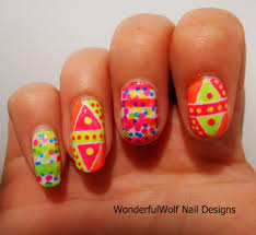 nail tape nail art u2013 wonderfulwolf