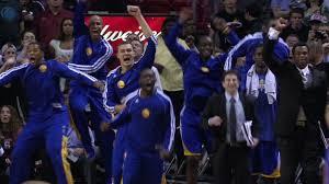 basketball bench celebrations best bench reactions nba com