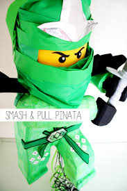 ninjago party supplies lego pinata ninjago pinata ninjago birthday theme