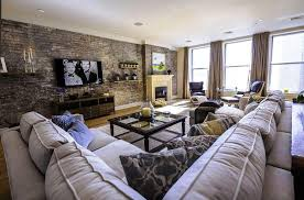 Large Family Room Sectionals  Optimizing Home Decor - Large family room
