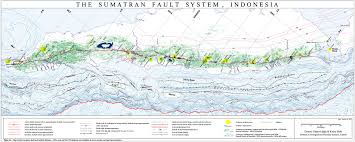 Plate Boundaries Map Sumatran Plate Boundary Project Tectonic Elements