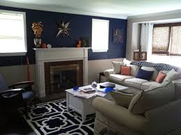 orange and navy living room for the home pinterest navy